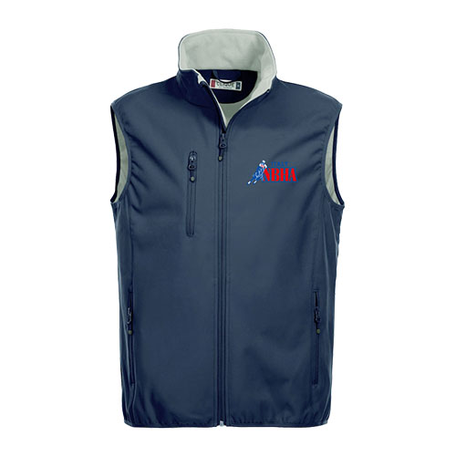 Gilet Softshell Navy